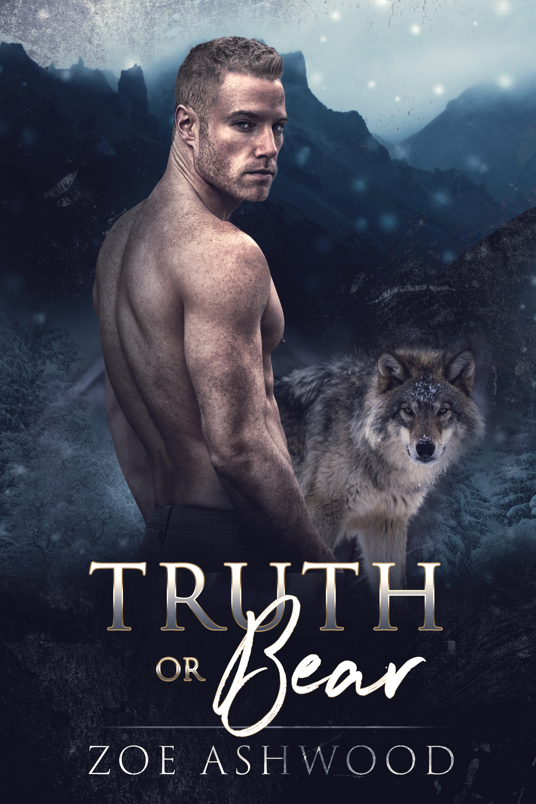Truth or Bear by Zoe Ashwood - a enemies-to-lovers, second chance shapeshifter paranormal romance.