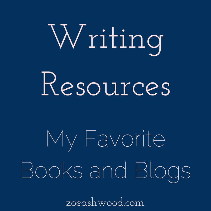 Writing Resources - My Favorite Books and Blogs