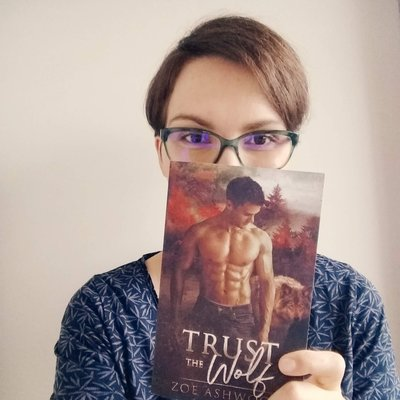 Trust the Wolf is LIVE + GIVEAWAY!