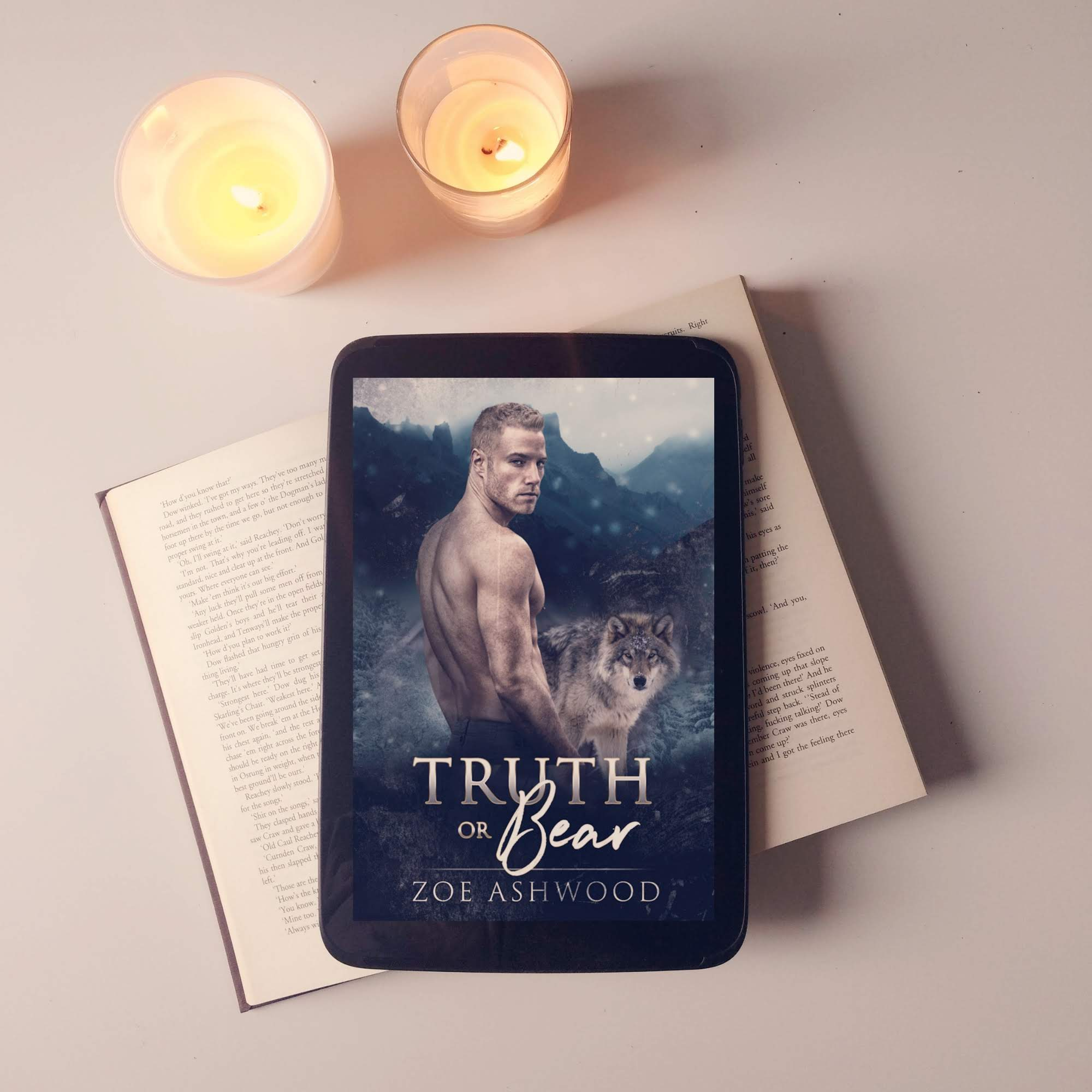 Truth or Bear by Zoe Ashwood is LIVE